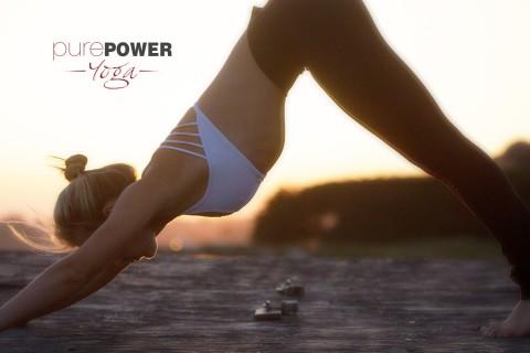 purePOWER Yoga